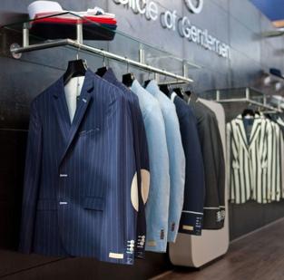 Circle Of Gentlemen Overhemd.Circle Of Gentlemen Mannequins And More